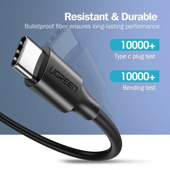 Fishe Karikimi Ugreen USB-C ne USB-C 3.1 Fast Charger 100 cm