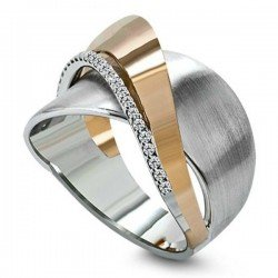 Unaze Silver dhe Gold per Femra