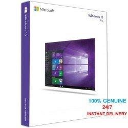 Celes / Key Microsoft Windows 10 Pro 32/ 64 Bit   Versioni i Plote i Licesuar