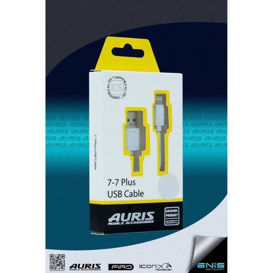 Fishe Karikimi Auris USB ne Lightning(iPhone) Fast Charger 100cm