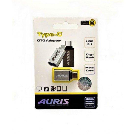 Adaptor Audio OTG USB ne Type-C Auris