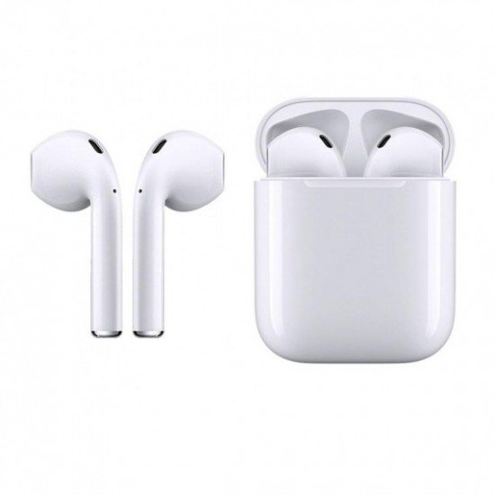 Kufje me Bluetooth Airpods i12 TWS
