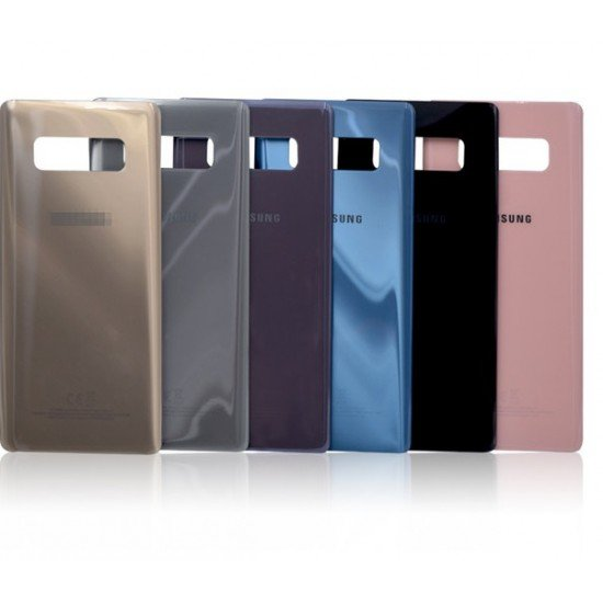 Kapaku Mbrapa per Samsung Galaxy Note 8