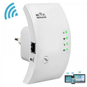Repeater dhe Perforcues Sinjali WiFi