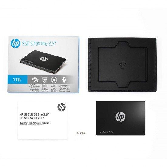 "SSD 2.5"" 1TB HP S700 PRO Read 570Mbps Write 525Mbps"