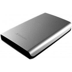 "Hard Disk i jashtem Verbatim External HDD 2.5""2TBUSB3.0, Silver"