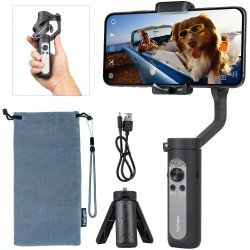 Stabilizues Selfie Hohem|3 Axis Palm Gimbal for Smartphone
