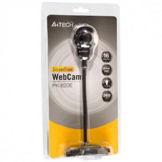 Kamera Desktop A4 Tech | Webcam PK-820E