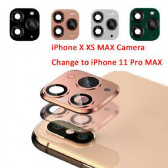 Kamera Fake per iPhone X te iPhone 11 Pro