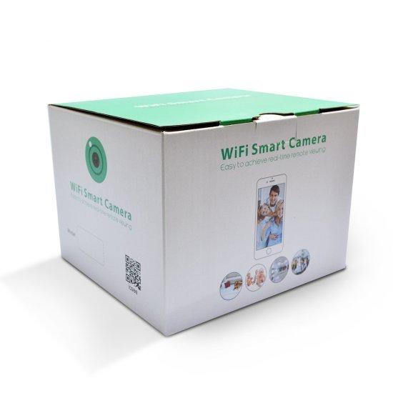 Kamera e fshehte ne forme llampoje me WiFi | Wi-Fi Smart Camera B2-L-V3
