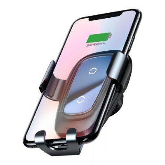 Mbajtese Telefoni Baseus per Makine dhe Karikues Wireless | Mbajtese Celulari
