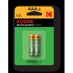 Bateri Kodak e Rikarikueshme 1000 mAh
