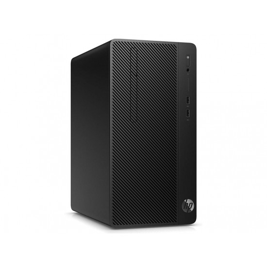 Kompjuter HP PC 290 G2 MT, Core i3 8100 RAM 4GB DDR4 256GB SSD DVD-RW FreeDOS | Desktop PC