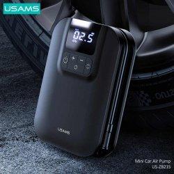 Kompresor Portabel per Gomat e Makines  Mini Car Air Pump USAMS