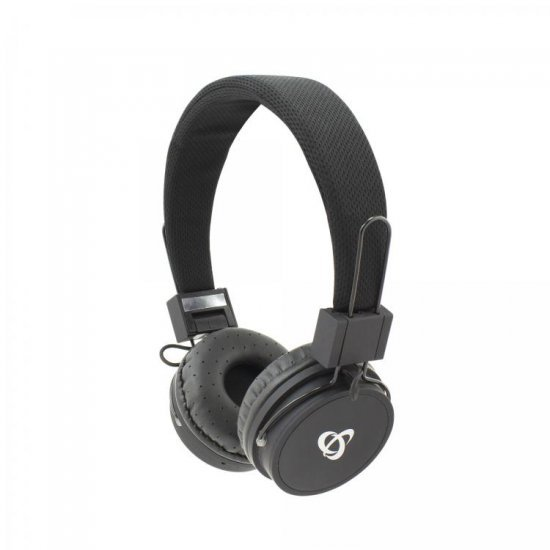Kufje me Bluetooth SBOX HS-BT-890B me Mikrofon Ngjyre e Zeze | HEADSET