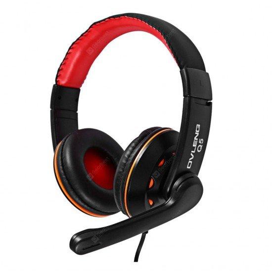 Kufje Gaming per Kompjuter | Stereo Headset Q5
