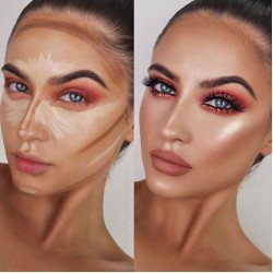 Kontur per Fytyren   Produkte Kozmetike   Makeup
