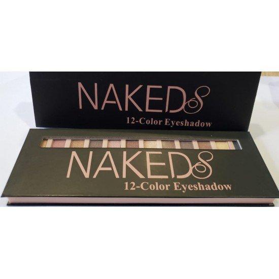 Palete dhe Highlighter Naked per Femra