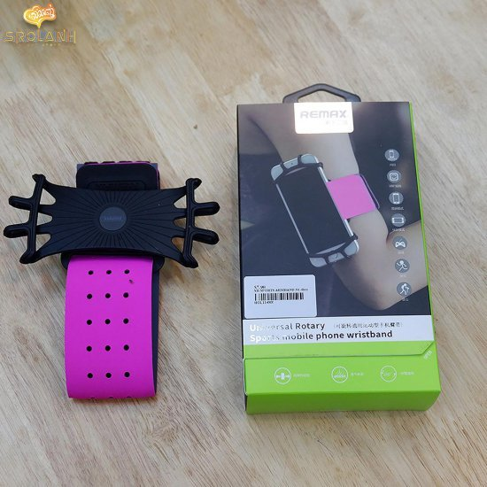 Mbajtes Telefoni ne Krah per Vrap Remax | Sports Mobile Phone Wristband N1