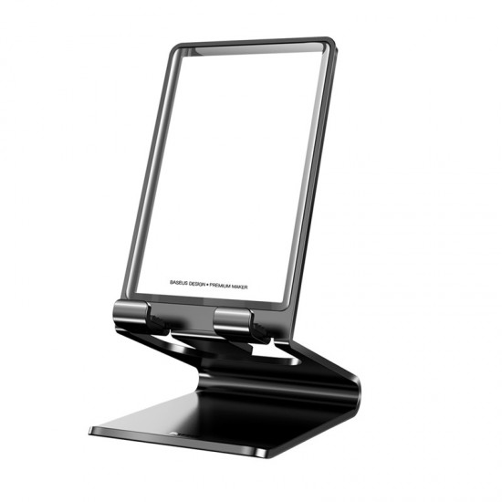Mbajtese Celulari Baseus me Suspension per Tavoline    Glass Desktop Bracket Phone Holder