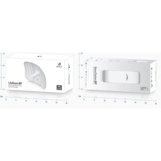 Antene Wireless airMAX Litebeam M5 | Ubiquiti Networks | Antenna LBE-M5-23