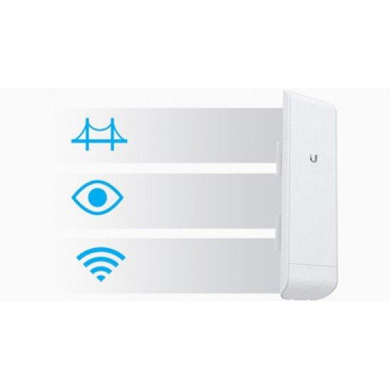 Antene Wireless airMAX Nanostation 2.4 Ghz | Ubiquiti Networks | Antenna Loco M2