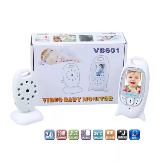 Monitorues per Bebe VB601  Video Baby Monitor VB601