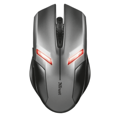 Mouse Gaming Trust  Ziva 21512 6d 2000 dpi   VideoGame