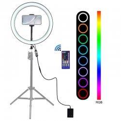 Drite Rrethore LED per Ndricim per Telefona RGB| Vidlok Selfie
