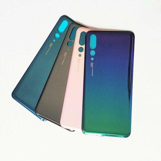 Kapaku Mbrapa per Huawei P20 Pro