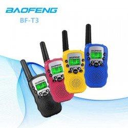 Radio Marrese   Walkie Talkie Baofeng BF-T3