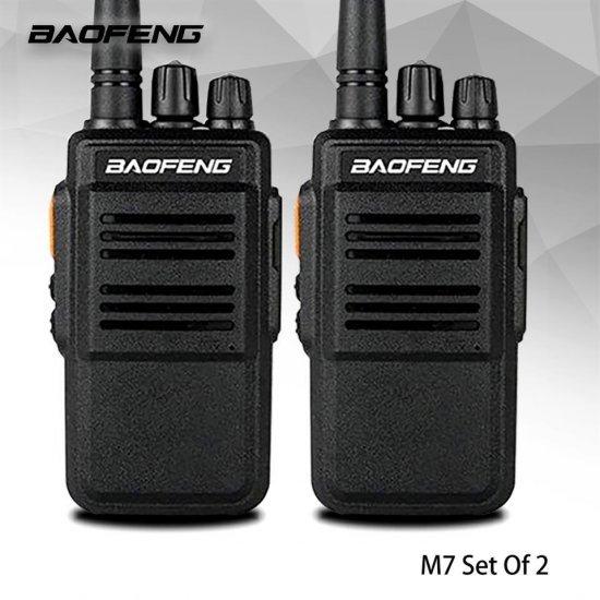 Set dy cope Radio Marrese Baofeng | Walkie Talkie
