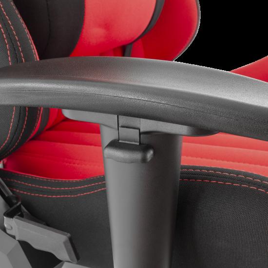 Karrige per Lojra Gaming Chair Red Devil