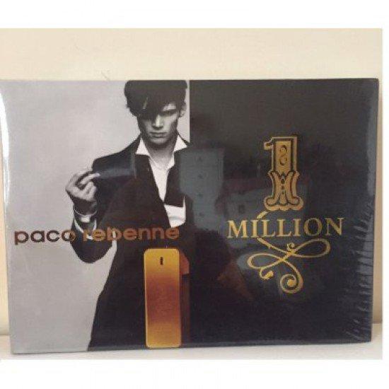 Set per Meshkuj One Million ( Parfum 100 ml, Parfum 20 ml, Xhel pas Dushit, Balsam pas Rroje)