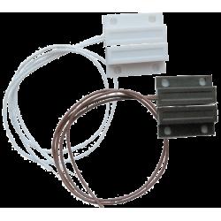 Kontakt Magnetik per Dritare dhe Dere AU-MS-12S |Sisteme Alarmi