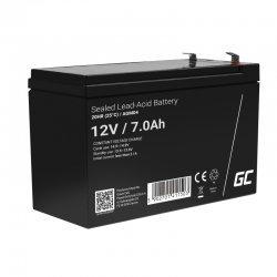 Bateri 12V/7AH 2KG|Sisteme Alarmi