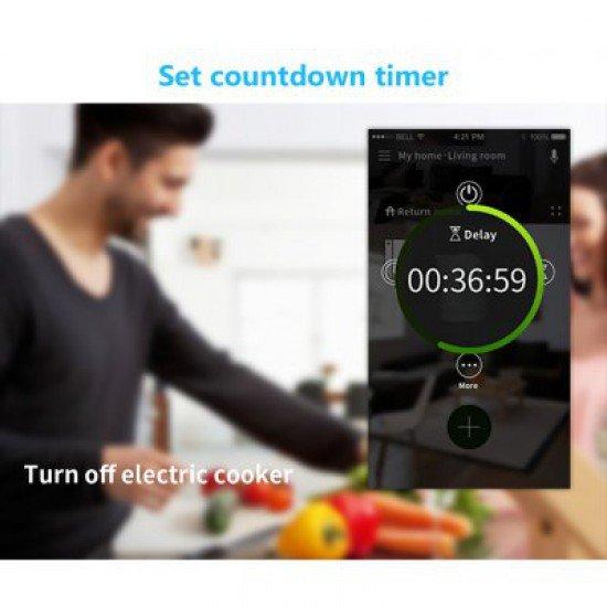 Prize Inteligjinte me WiFi | Smart Switch Broadlink SP3S