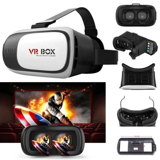 Syze Virtuale VR Box | Realiteti Virtual | Virtual Reality 3D VR Glasses