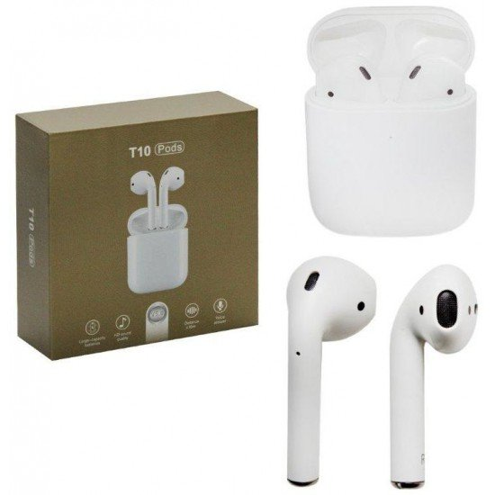 Kufje me Bluetooth T20 Airpods