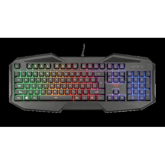 Tastiere Trust Avonn per Lojra | Trust Keyboard Gaming GXT 830-RW 21621