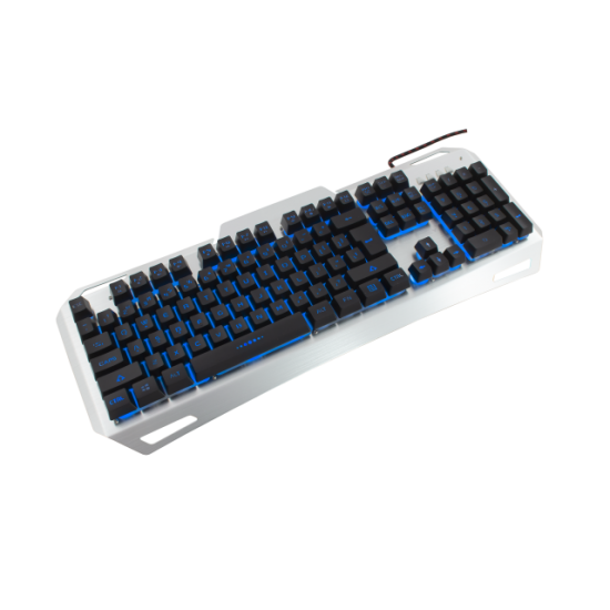 Tastiere White Shark GLADIATOR per Lojra | White Shark KEYBOARD GK-1623 Metal