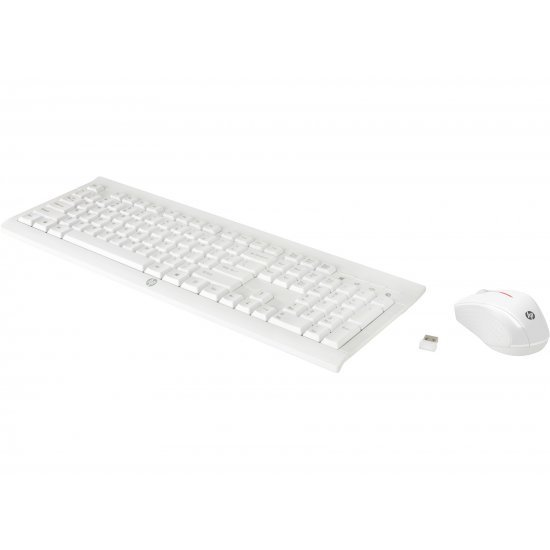Tastiere dhe Mouse HP me Wireless | HP Keyboard and Mouse C2710 Wireless M7P30AA