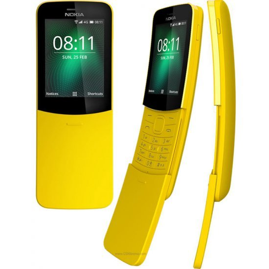 Nokia 8110 | Telefon | RAM 512 MB | Memorie 4 GB