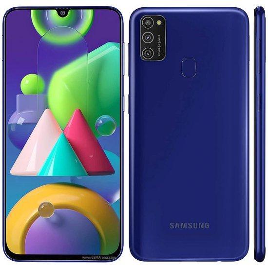 Samsung Galaxy M21   Smartphone   RAM 4 GB   Memorie 64 GB