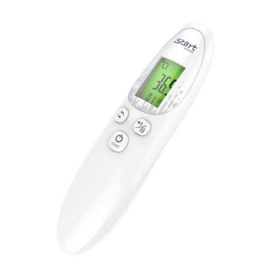 Termometer Dixhital me Infrared | Mates Temperature iHealth Start THf