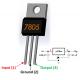 Rregullator KIA 7805A