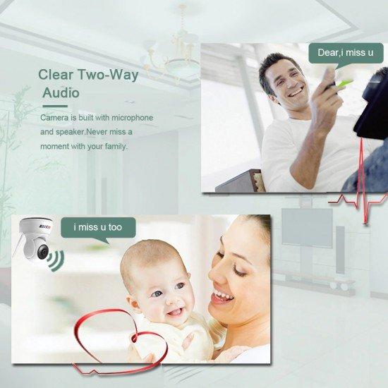Kamera Sigurie me WiFi per Shtepi   Kamera P2P